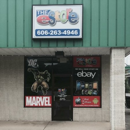 ‪The eStore Comic & Tech Shop‬