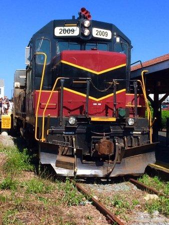 Cape Cod Central Railroad: All aboard!