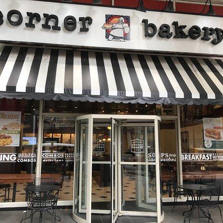 Corner Bakery Cafe Atlanta Ga