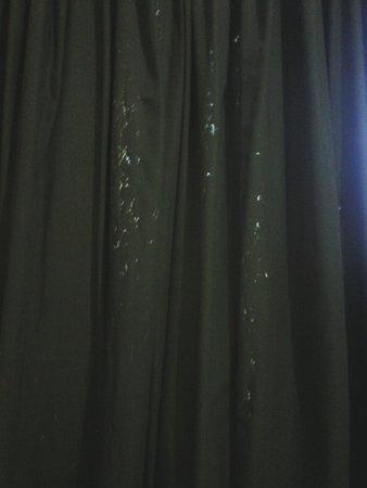 Alto Barinas, Venezuela: cortinas con huecos