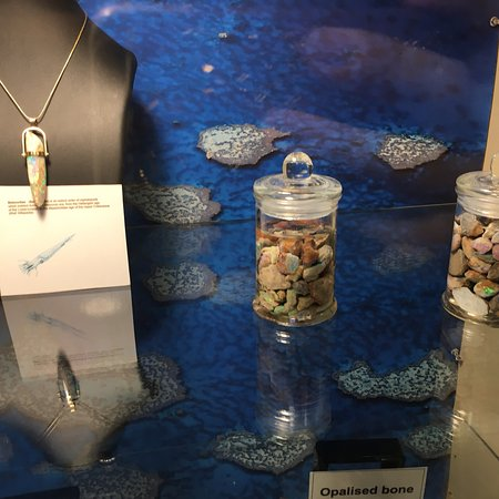 Opal Museum Photo