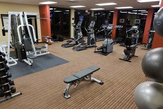 Ίρβινγκ, Τέξας: Health club