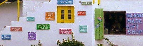 Gregory Town, Eleuthera: shopping