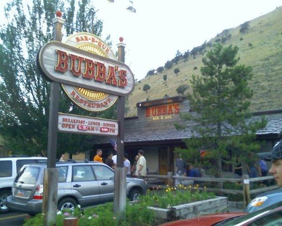Bubba S Bar B Que Restaurant Jackson Wy