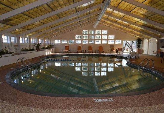 Courtyard Cape Cod Hyannis: Health club