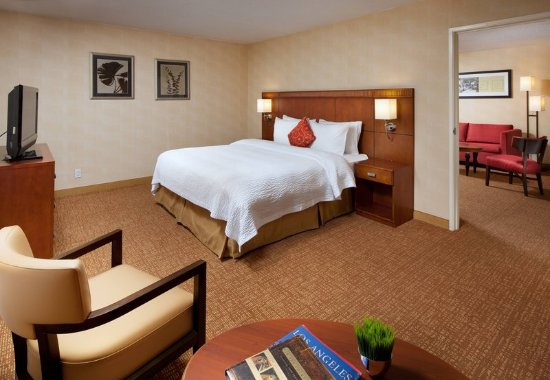 Baldwin Park, CA: Guest room