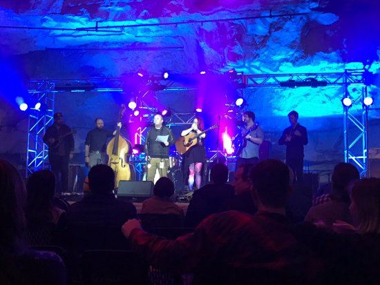 McMinnville, TN: Photos from the concert we attended