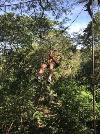 Granada, Nicaragua: off he goes!