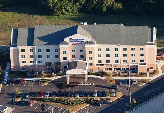Fairfield Inn & Suites Birmingham Pelham/I-65: Exterior
