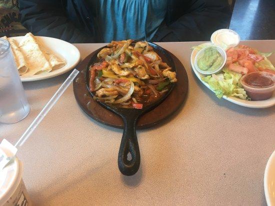 Yonkers, Estado de Nueva York: Chicken Fajita