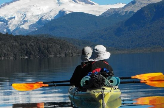 Lago Gutierrez Kayaking Tour from...