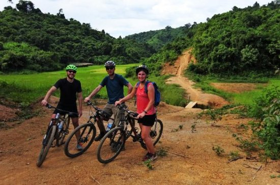 Half-Day Mountain Biking in Ngapali