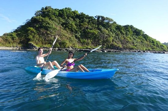 Half-Day Kayaking and Snorkeling Tour...