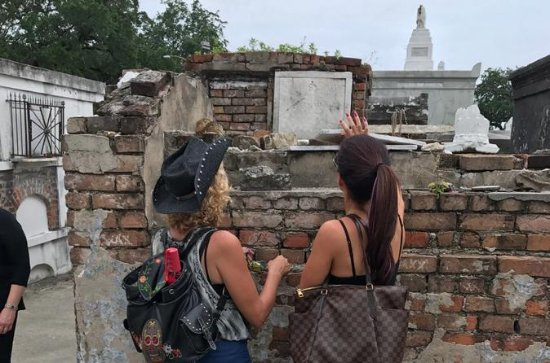 St Louis Cemetery Number 1 Cemetery...