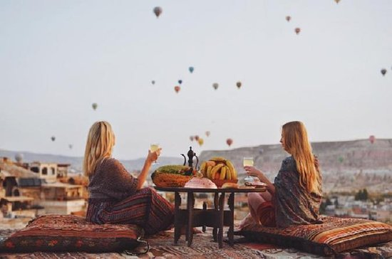 3-Day Cappadocia Tour from Istanbul...