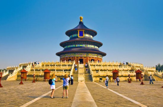 Private Beijing Day Trip Including Mutianyu Great Wall And Temple of Heaven