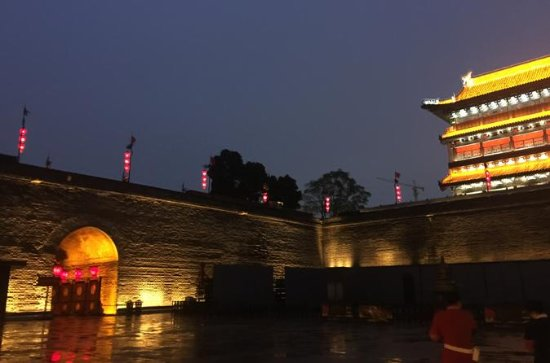 Xi'an Night-Muslim Quarter...