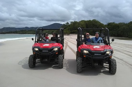 Buggy Tamarindo a Playa Flamingo