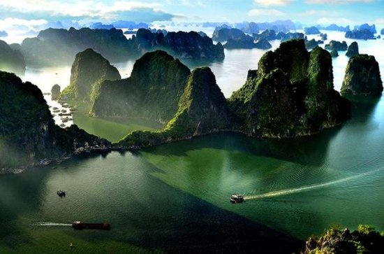Halong Bay Full Day Tour med 6 timmar ...