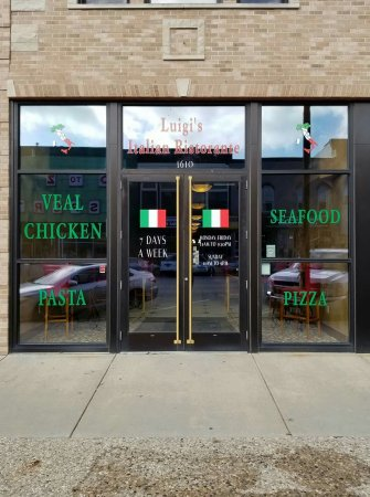 Mattoon, IL: Luigis Italian Restaurant