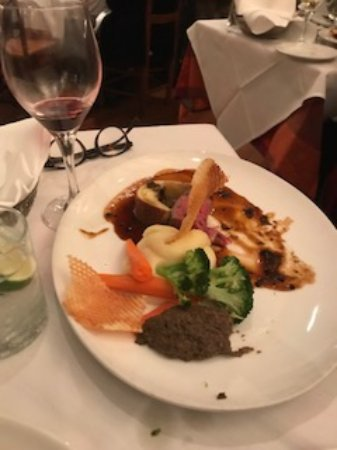La Chaumiere: Wellington Beef
