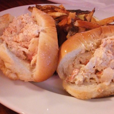 Enola, PA: Lobster Roll, Duck Burger & Brisket Beer Cheese Tots