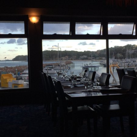 The Wharf Restaurant Nelson Bay Review