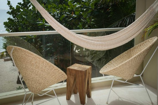 Blue Sky Tulum: Partial Ocean Room Hammock,
