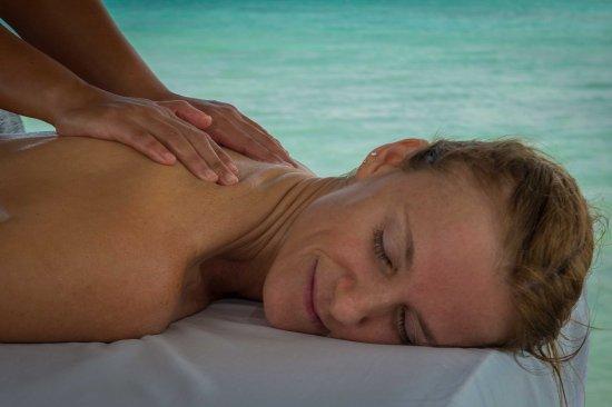 Солиман-Бэй, Мексика: Relaxing Massage