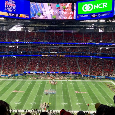 mercedes benz stadium atlanta ga updated 2018 top tips