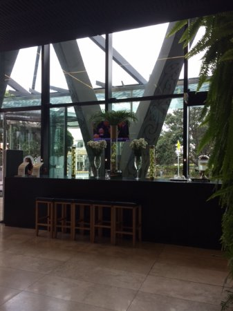Novotel Auckland Airport: Lobby