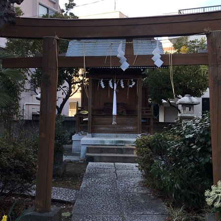 Omori Kanayama Shrine