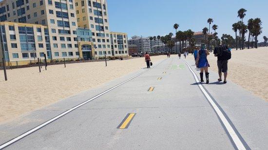 Ocean Avenue: passegiata