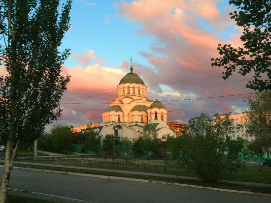 Cathedral of St. Vladimir: Возрождённый собор.