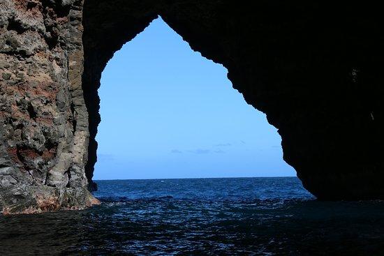 Kilauea, HI: Na Pali coast
