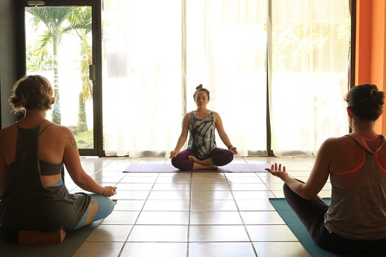 La Fortuna de San Carlos, Costa Rica: Meditation