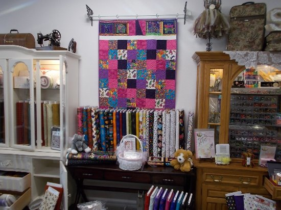 Twisted Sisters' Quilty Pleasures