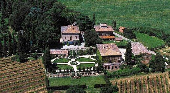 Monte San Savino, Italien: Azienda agricola Fabbriche Palma
