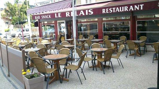 Massiac, ฝรั่งเศส: Le Relais