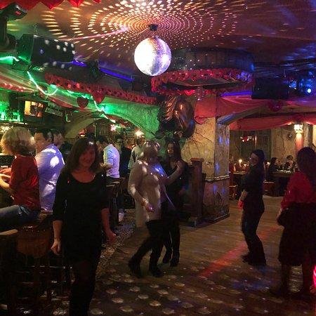 Restaurant Pancho Villa Moscow