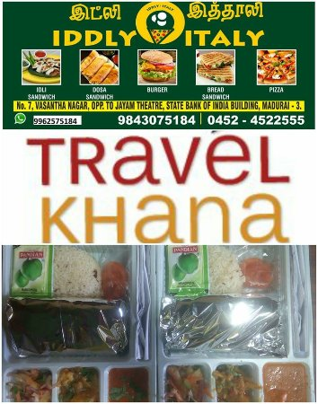 """Iddly Italy: We Feel Happy in joining hands with """"Travel Khana"""" India's leading travel Food Service Provider."""