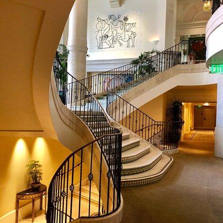 Casa del Mar: Inside views
