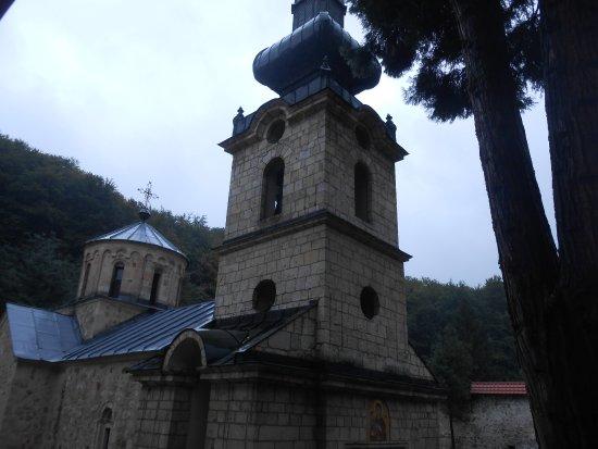 Loznica, Serbia: Manasir Tronosa kod Loznice