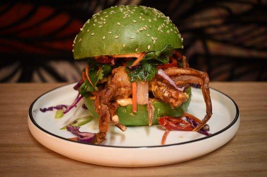 mr krabs picture of phat stacks burgers melbourne tripadvisor