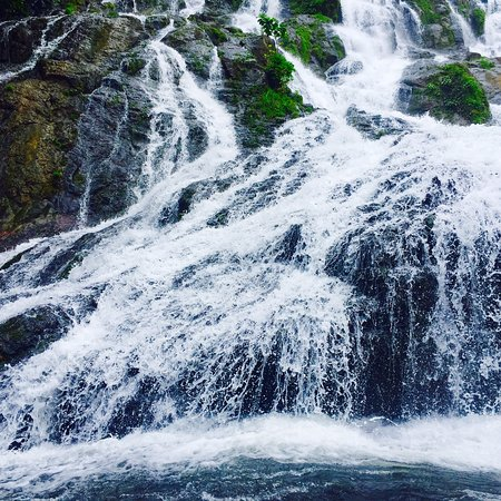 Tarangban Falls: U can't just ignore the beauty of nature What an amazing place! 😍😍