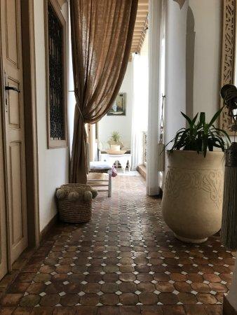Riad les Orangers d'Alilia Marrakech Picture