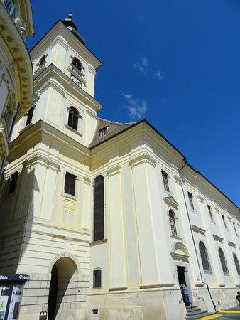 Biserica Romano Catolică: Katholieke kerk Sibiu