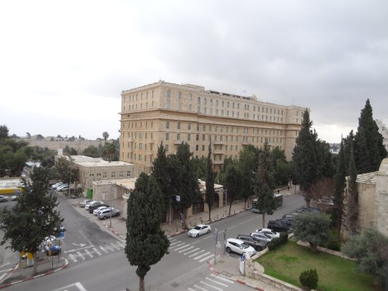 Eldan Hotel Picture Of Eldan Hotel Jerusalem Tripadvisor