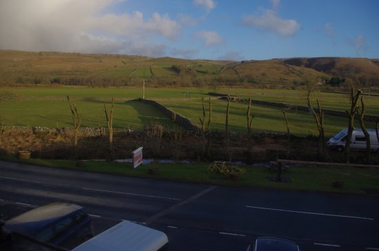 Kilnsey, UK: View from our room