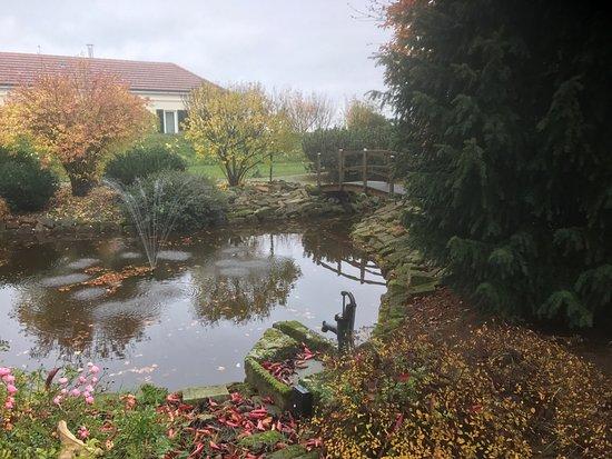 Leinsweiler, Jerman: Sehr schöne Gartenanlage